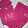 Gap hoodie and pant pink