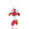"Lovely ""Fish"" Rhinestone Pendant"
