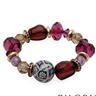 PILGRIM SKANDERBORG, DENMARK Majestic Bracelet With Crystals and Simulated gems