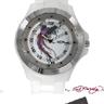 UNISEX WHITE ED HARDY Brand New Watch