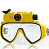 نظارة السباحة المزودة بكاميرا تصوير HD