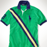 Classic-Fit Big Pony Polo Green