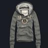 Kids Abercrombie tatum hoodie for girls