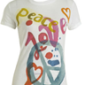 Watercolor Peace Tee