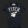 Abercrombie black T-shirt