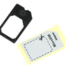Micro SIM card adapter 3FF Mini UiCC (100% German-Made)