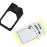 Micro SIM card adapter 3FF Mini UiCC (100% German-Made)