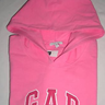Gap Girls Hoodie Light Pink